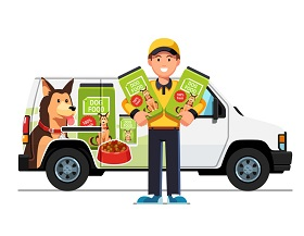 pet food delivery 280 px wide