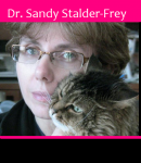 Dr. Sandra Stalder-Frey (aka: Dr. Sandy Frey) is a graduate of Ohio State.  Her professional interests include internal medicine and soft tissue surgery.